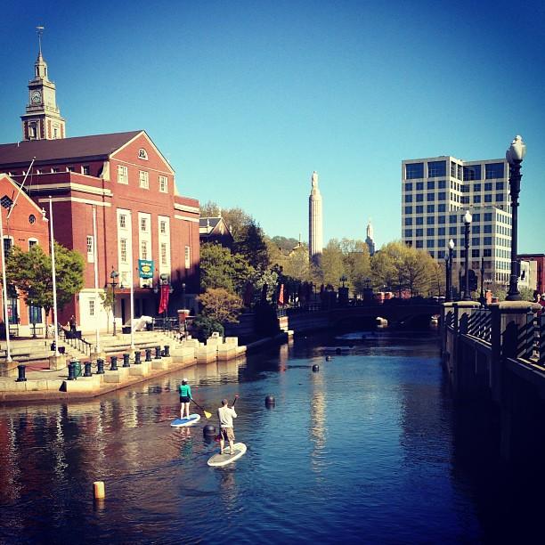 Long Weekend In Providence, Rhode Island